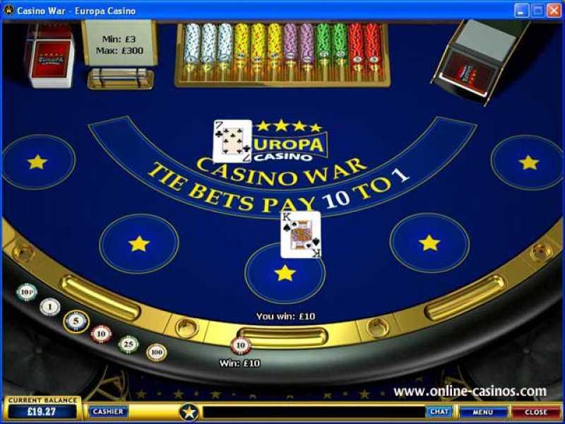 Чем примечателен официальный сайт казино Европа